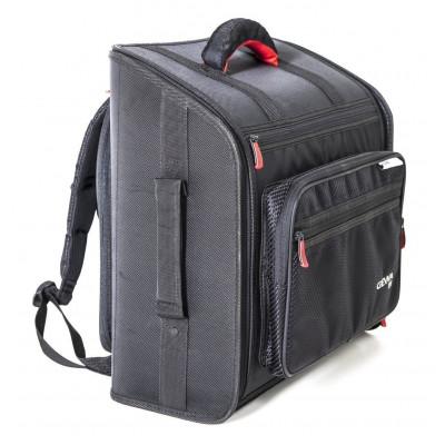 Custodia Gig-Bag per fisarmonica SPS, 72 Bassi