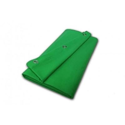 Atomic Pro Fondale fotografico verde Chroma Key 8 x 6 m