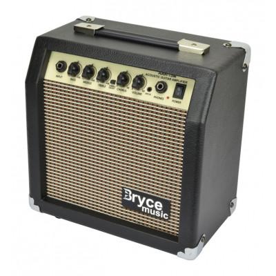 Bryce Amplificatore per chitarra acustica 15 Watt