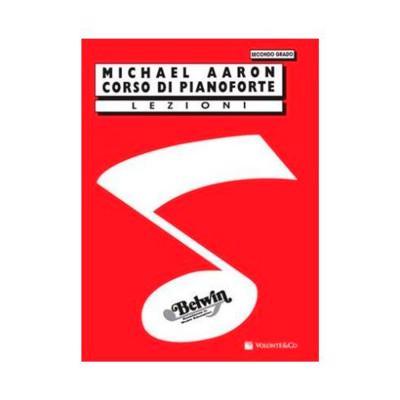 Michael Aaron - Corso di Pianoforte - Secondo Grado