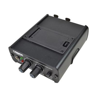 Amplificatore per In Ear Monitor / Auricolati con adattatore per Telecamera
