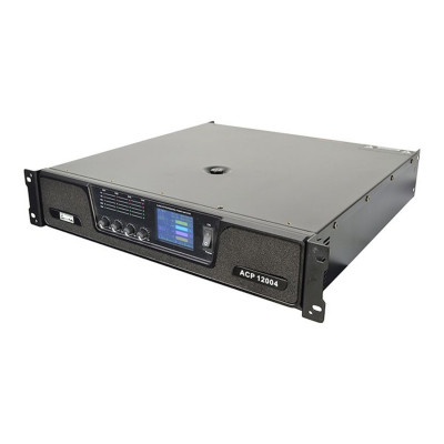 Amplificatore ACP12004 Class H - 4 Canali