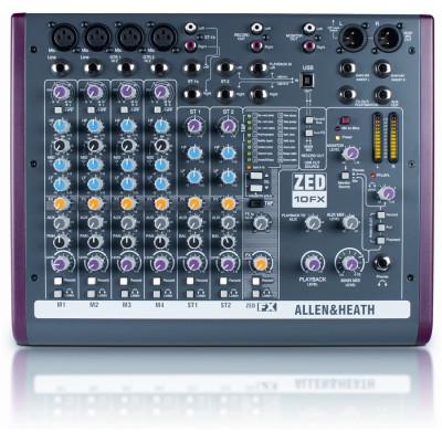 Mixer Allen & Heath ZED10 Fx