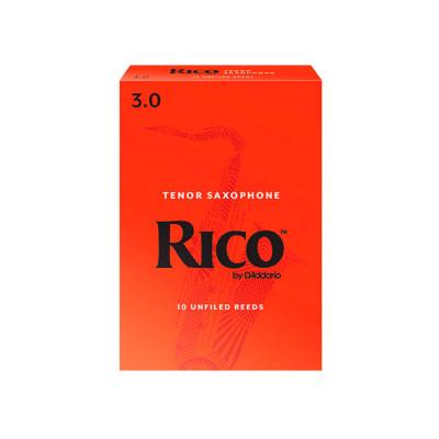 RICO Ancia per Sax Tenore Spessore 2.5 - Pack 3 pezzi by D'Addario