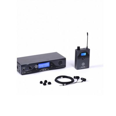 Sistema In Ear Monitor ANT MiM20-IEM con auricolari Beye rDynamic