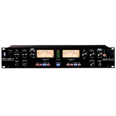 ART Pro MPA-II - Preamplificatore Microfonico Valvolare a 2 Canali