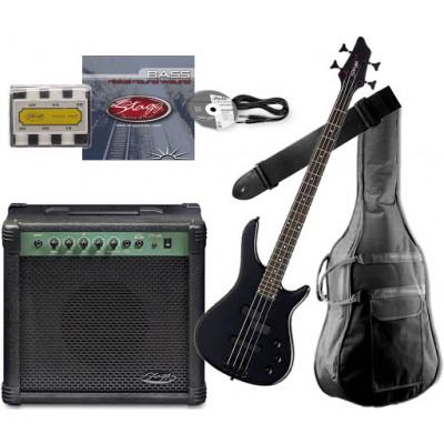 Basso Bass Pack Eko EB-29 Black
