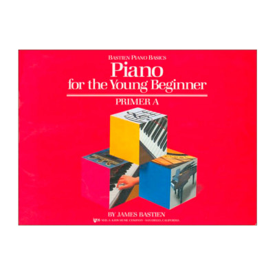 Bastien Piano Basics: Piano for the young Beginner Primer A