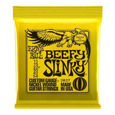 Ernie Ball Corde Chitarra Elettrica Beefy Slinky 011 054