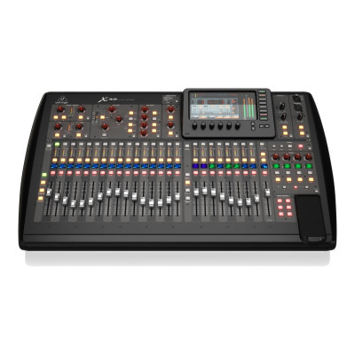 BEHRINGER X32 Mixer Digitale - 40 in - 25 Bus -  32 Pre Microfonici - 2 AES50 Supermac Klark Teknik