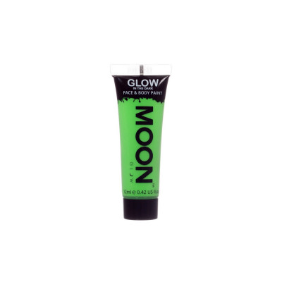 Glow in the Dark per Viso e Corpo - Green