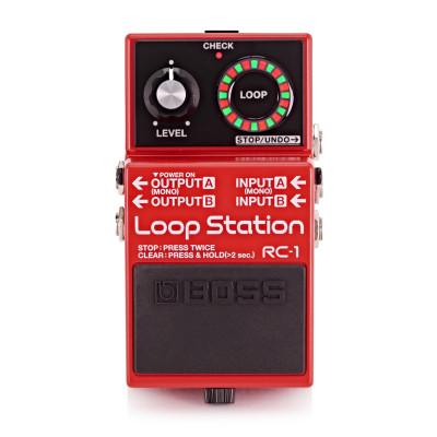 BOSS RC1 Effetto Looper per Chitarra