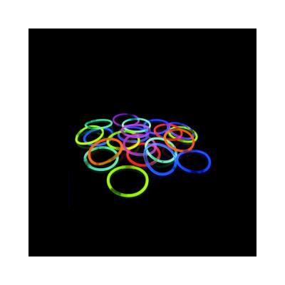 Braccialetto Fluo Mix Color 10 pezzi