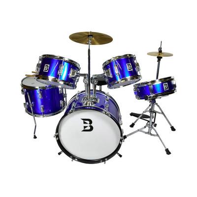 Bryce Batteria Acustica Junior 5 pezzi