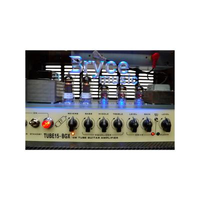 Bryce Music Tube Amp Testata valvolare