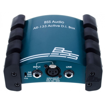 BSS AR133 Active DI Box
