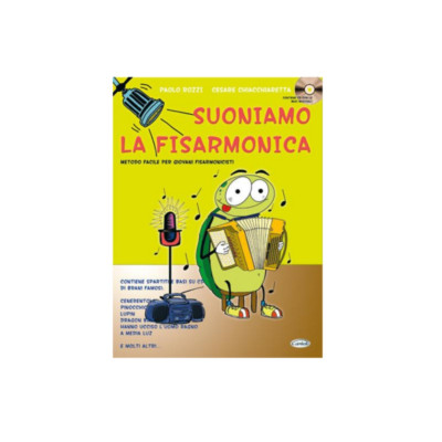 Suoniamo la Fisarmonica - Metodo facile con CD