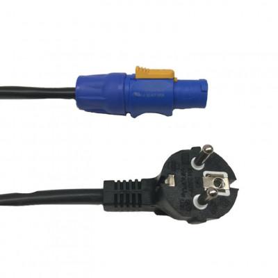 Cobra PowerCon Neutrik - Shucko power cable 3x1.5 1.5m 2 m