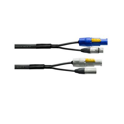 Cavo Dmx Powercon 1,5 Metri