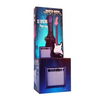 Guitar Pack Blue EG100 Chitarra Elettrica e Amplificatore