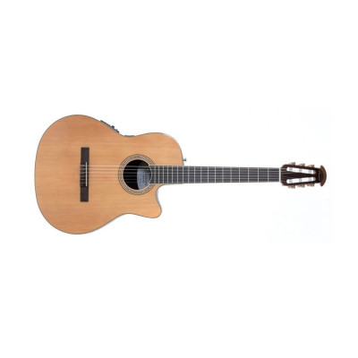 Ovation Chitarra classica elettrificata Celebrity Natural CS24C-4