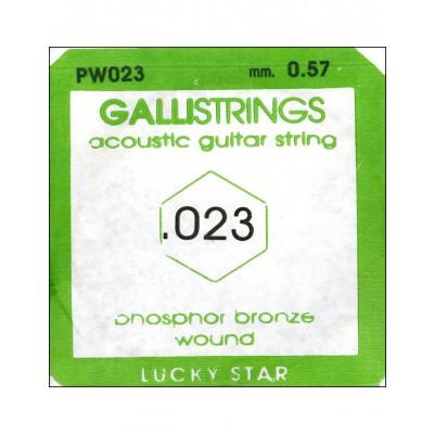 Corda singola chitarra Acustica GALLI - SOL
