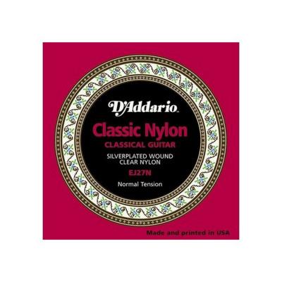 D'addario EJ27N Corde per Chitarra Classica
