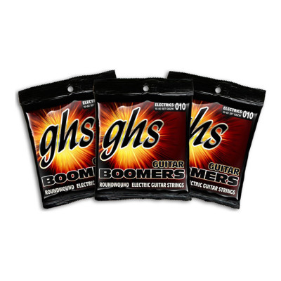 GHS Boomers Custom light 009-46 Corde per Chitarra elettrica