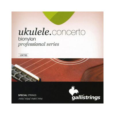 Galli UX 720 Corde per Ukulele Concerto