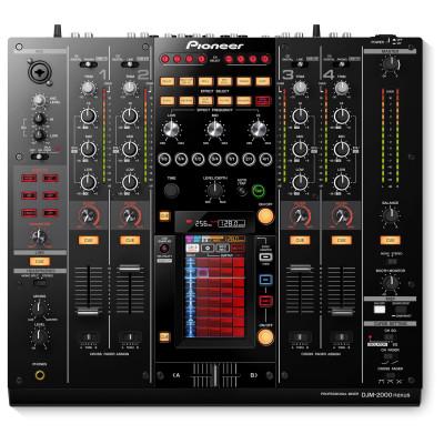 Mixer Dj Pioneer DJM 2000 Nexus
