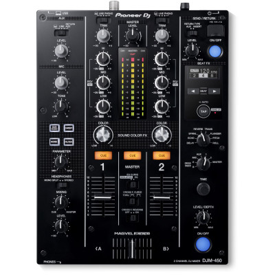 Mixer Dj Pioneer Djm 450