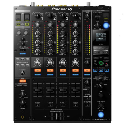 Mixer Dj Pioneer DJM 900 Nexus 2