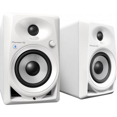 "Coppia Monitor Pioneer DJ DM-40BT Bluetooth Bianco 4"" (coppia)"