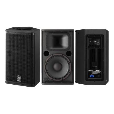 Diffusore Attivo Yamaha DSR112 1500W, 134 dB SPL.