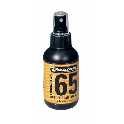Dunlop Formula65 DL-654 liquido per la pulizia di chitarra e basso