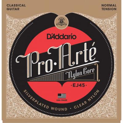 Corde Classica D'addario EJ45 Normal Pro-Artè