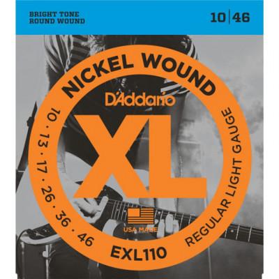 D'addario EXL110 Corde per Chitarra elettrica