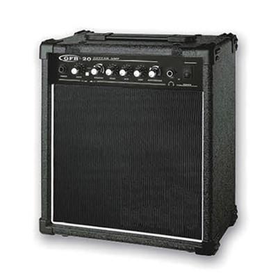 Extreme Amplificatore per Chitarra 15 Watt con ingresso MP3