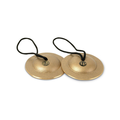 Latin Percussion LP436 Finger Cymbals - Coppia
