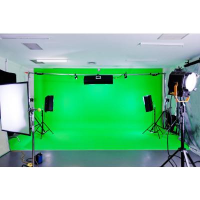 Atomic Pro Fondale fotografico Green screen 5 x 6 m