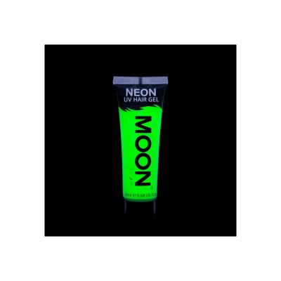Gel Fluo per Capelli - Green