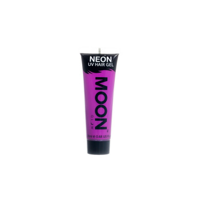 Gel Fluo per Capelli - Purple