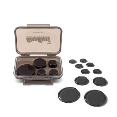 Sordine SlapKlatz Pro, Black, Set 10 Pezzi + Case
