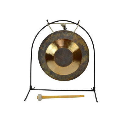 Bryce BP006 Gong Tam Tam con Stand e Mallet
