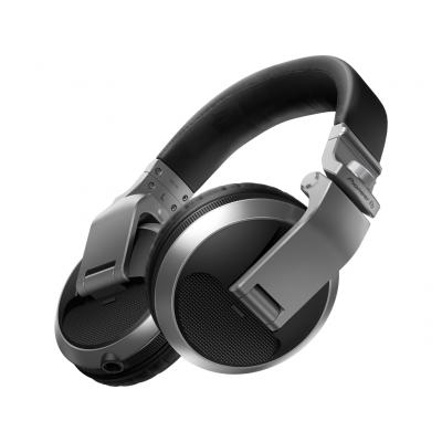 Pioneer HDJ X5 Silver Cuffie da DJ Professionali