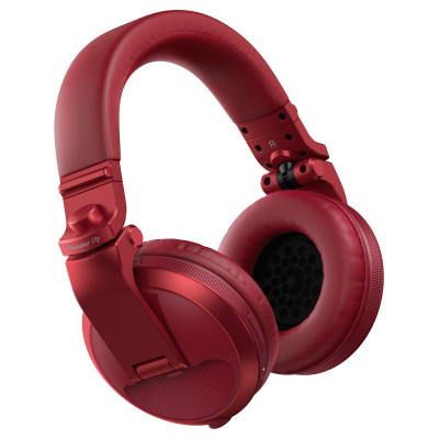 Pioneer HDJ X5BT R Red Cuffia da DJ Bluetooth
