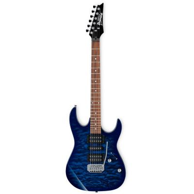 Ibanez GIO GRX70QA TBB Chitarra Elettrica Blue