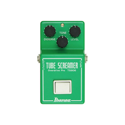 Ibanez TS808 Tube Screamer Overdrive