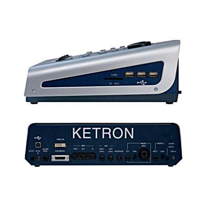 Ketron MidjPro Multimedia Player Lettore Audio e Midi