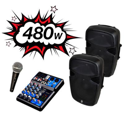Kit completo per Karaoke - Starter 2